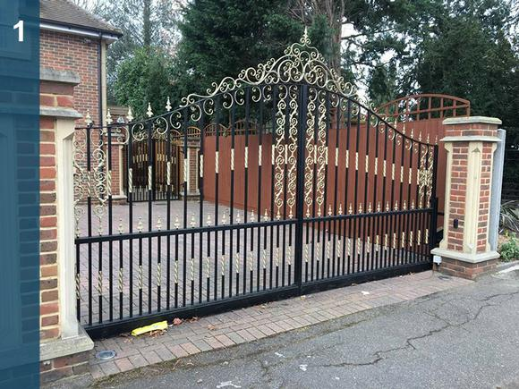 Electric Gates in Brentwood and Essex